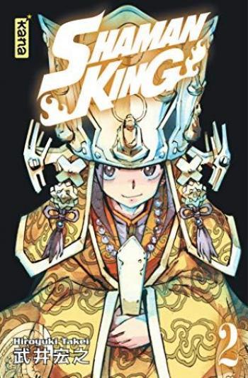 Couverture de l'album Shaman King (Star Edition) - 2. Tome 2