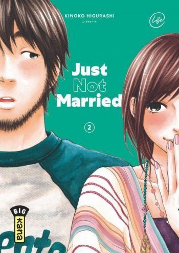 Couverture de l'album Just Not Married - 2. Tome 2