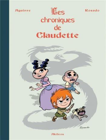 Couverture de l'album Les Chroniques de Claudette - INT. Intégrale