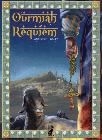 Couverture de l'album Ourmiah Requiem (One-shot)