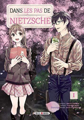 Couverture de l'album Dans les pas de Nietzsche - 1. Dans les pas de Nietzsche - Tome 01