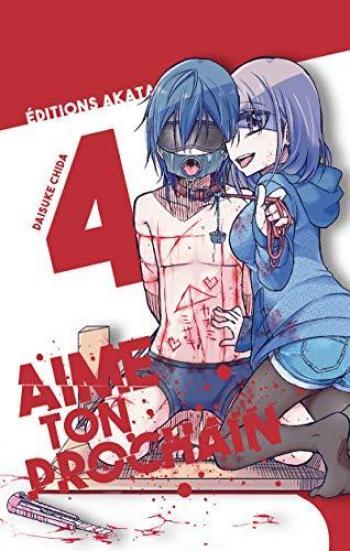 Couverture de l'album Aime ton prochain - 4. tome 4