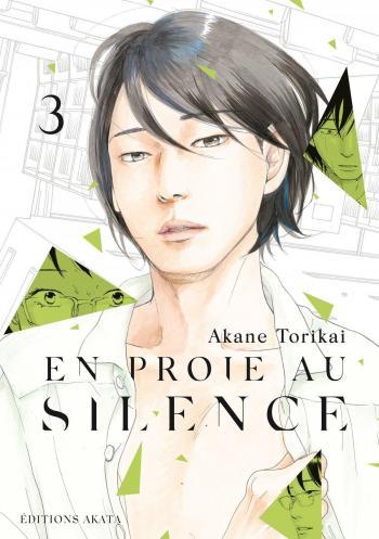 Couverture de l'album En proie au silence - 3. Tome 3