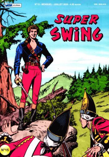 Couverture de l'album Super Swing (2e Série) - 15. Trahison à Fort Ontario (1)