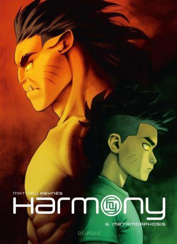 Couverture de l'album Harmony - 6. Metamorphosis