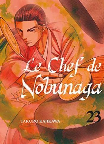 Couverture de l'album Le Chef de Nobunaga - 23. Tome 23