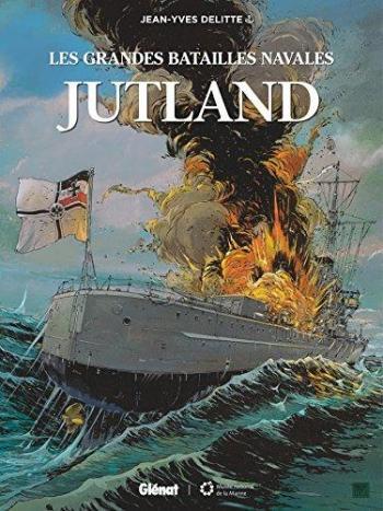 Couverture de l'album Les Grandes Batailles navales - 2. Jutland