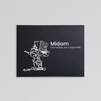 Couverture de l'album Kid Paddle - HS. Les Crayonnés
