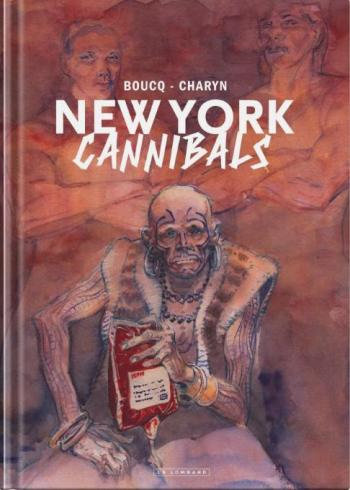 Couverture de l'album New York Cannibals (One-shot)