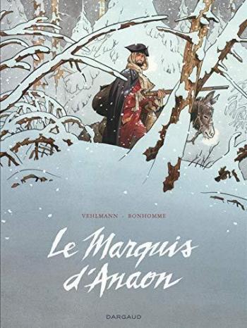 Couverture de l'album Le Marquis d'Anaon - INT. Édition complète