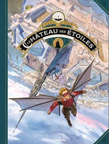 Couverture de l'album Le Château des étoiles - 5. De Mars à Paris