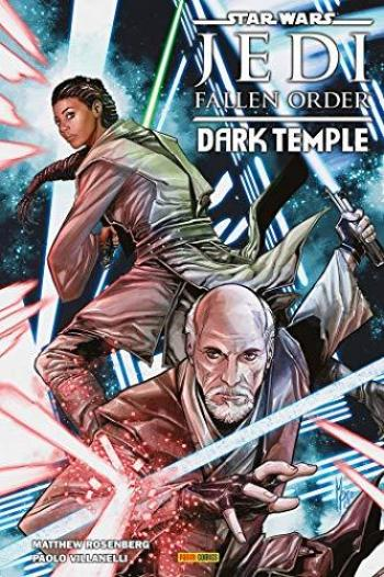 Couverture de l'album Star Wars - Jedi Fallen Order : The Dark Temple (One-shot)