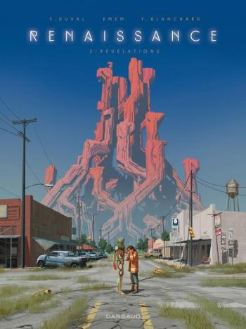 Couverture de l'album Renaissance - 3. Permafrost