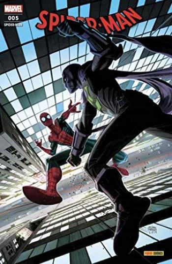 Couverture de l'album Spider-Man (V8) - 5. Tome 5
