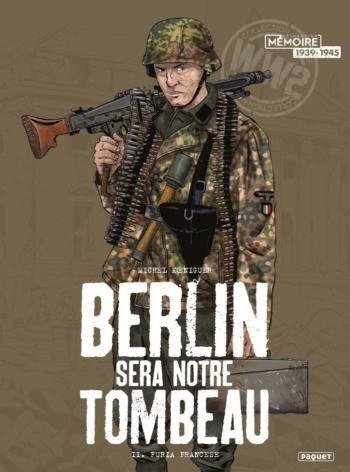 Couverture de l'album Berlin sera notre tombeau - 2. furia francese