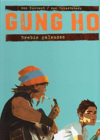 Couverture de l'album Gung Ho - 1. Brebis galeuses 1-1
