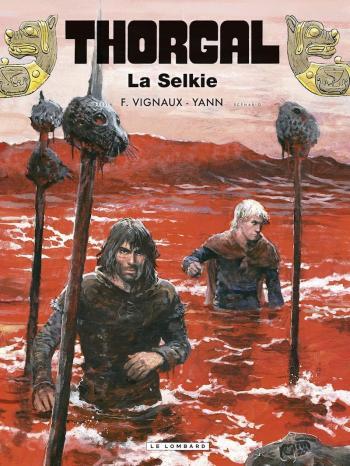 Couverture de l'album Thorgal - 38. La Selkie