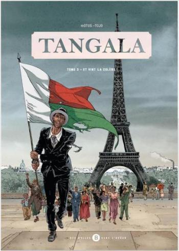 Couverture de l'album Tangala - 3. Et vint la colère !
