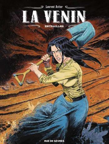 Couverture de l'album La Venin - 3. Entrailles