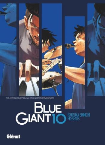 Couverture de l'album Blue Giant - 10. Tome 10