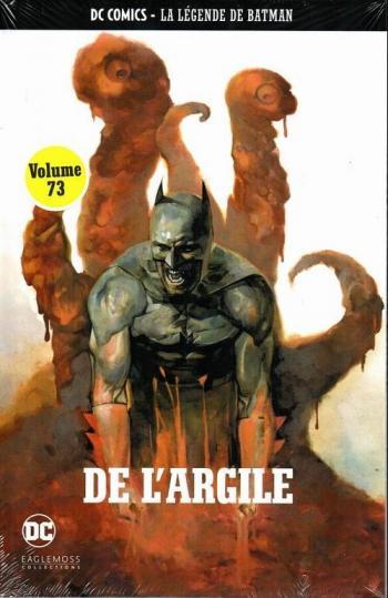 Couverture de l'album DC Comics - La légende de Batman - 70. De l'argile