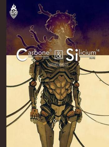 Couverture de l'album Carbone & Silicium (One-shot)