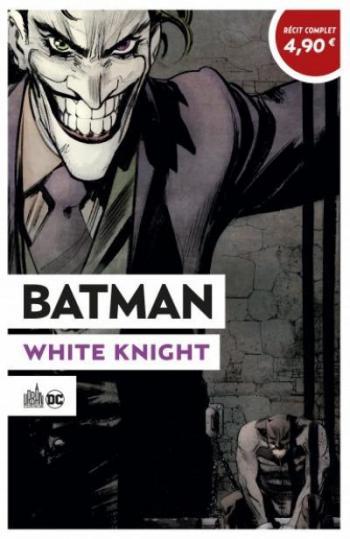 Couverture de l'album Le Meilleur de DC Comics - 1. Batman - White Knight
