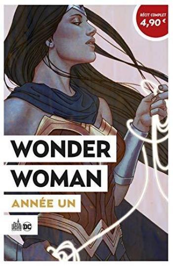 Couverture de l'album Le Meilleur de DC Comics (Opération Été 2020) - 4. Wonder Woman - Année Un