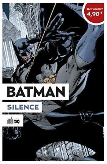 Couverture de l'album Le Meilleur de DC Comics - 7. Batman - Silence