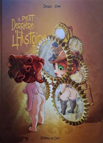 Couverture de l'album Le petit Derrière de l'Histoire - 1. Tome 1