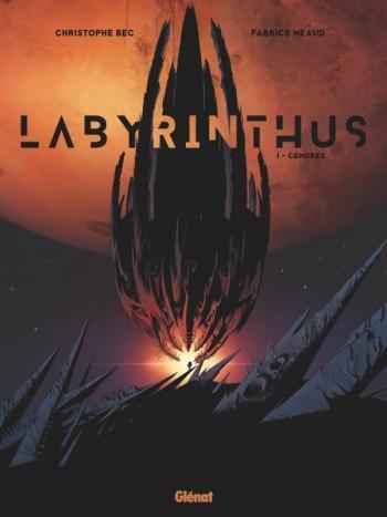 Couverture de l'album Labyrinthus - 1. Cendres