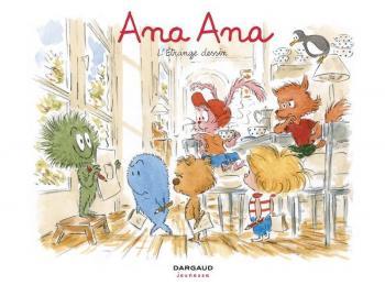 Couverture de l'album Ana Ana - 16. L'étrange dessin