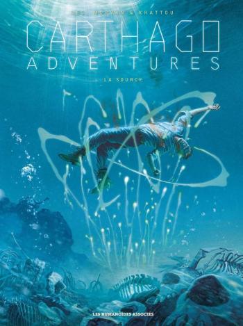 Couverture de l'album Carthago Adventures - 6. La source