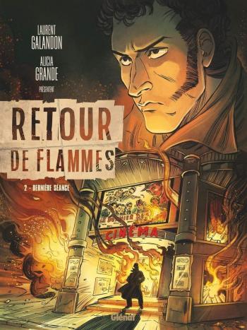 Couverture de l'album Retour de flammes - 2. Dernière séance
