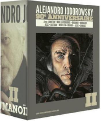 Couverture de l'album Alejandro Jodorowsky 90e anniversaire - COF. Coffret Volume 2