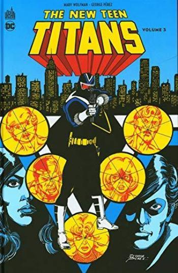 Couverture de l'album New Teen Titans - 3. Tome 3