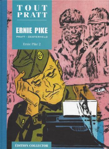 Couverture de l'album Tout Pratt (Altaya) - 35. Ernie Pike 2