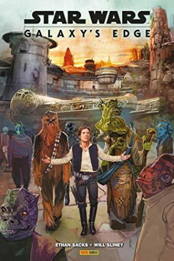 Couverture de l'album Star Wars - Galaxy's Edge (One-shot)