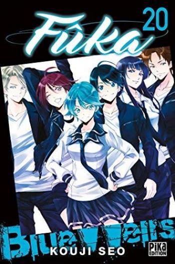 Couverture de l'album Fûka - 20. tome 20