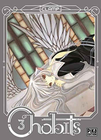 Couverture de l'album Chobits - 3. tome 3