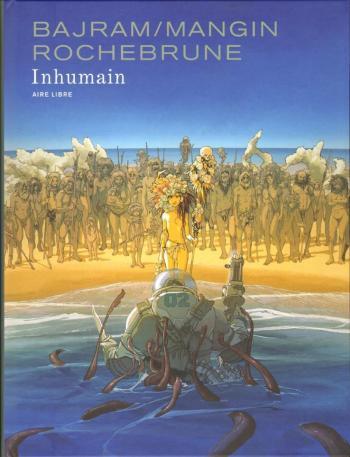 Couverture de l'album Inhumain (One-shot)