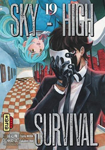 Couverture de l'album Sky-High Survival - 19. tome 19