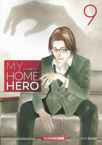 Couverture de l'album My Home Hero - 9. Tome 9