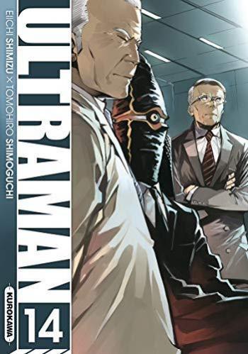 Couverture de l'album Ultraman - 14. tome 14