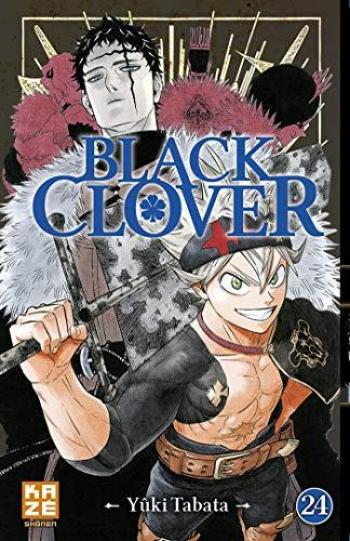 Couverture de l'album Black Clover - 24. tome 24