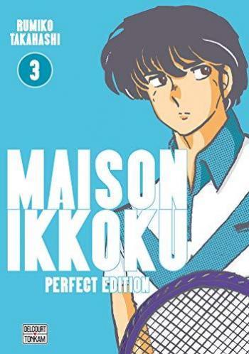 Couverture de l'album Maison Ikkoku - 3. tome 3