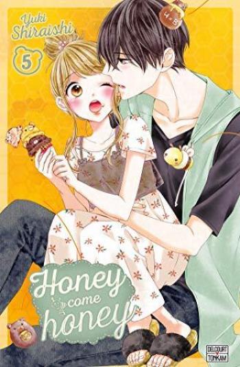 Couverture de l'album Honey come Honey - 5. Tome 5