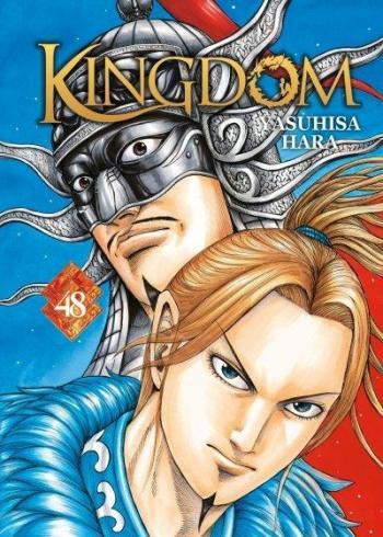 Couverture de l'album Kingdom - 48. Plus d'échappatoire, c'est conquérir ou être conquis !!
