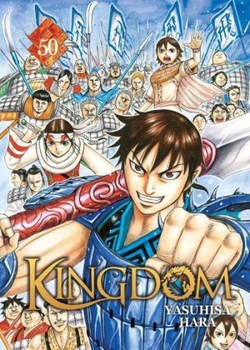 Couverture de l'album Kingdom - 50. Vers une guerre d'usure plus intensive.