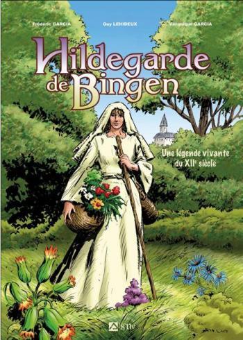 Couverture de l'album Hildegarde de Bingen (One-shot)